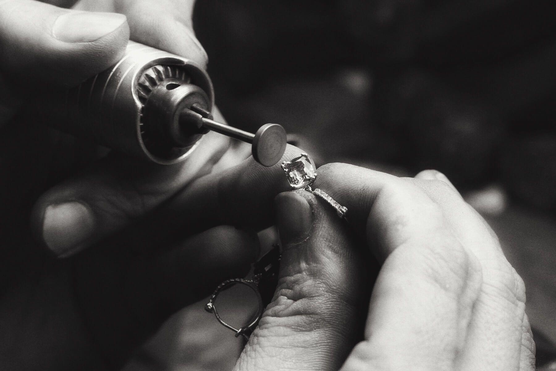 Cuando la delicadeza se combina con la artesanía