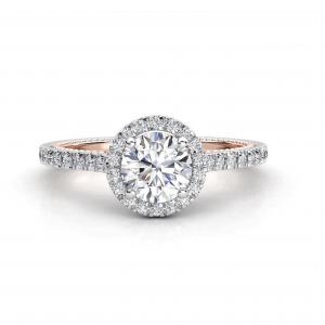 Anillo de compromiso Boreal - Condé de Diamante- Diamante 1ct